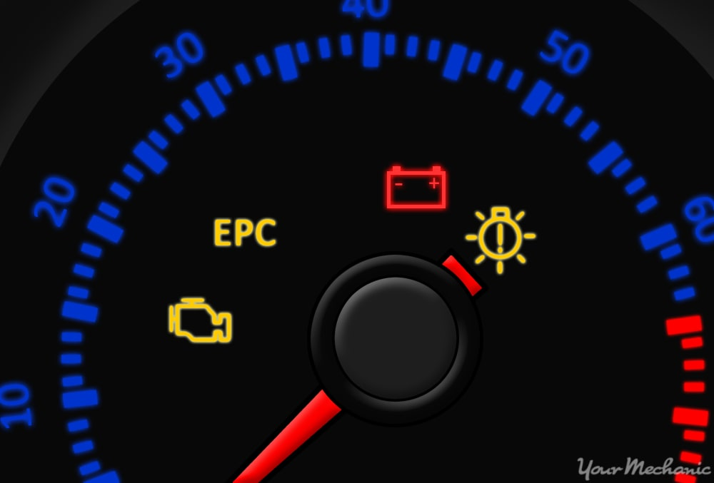 What Does the Electronic Power Control (EPC) Warning Light