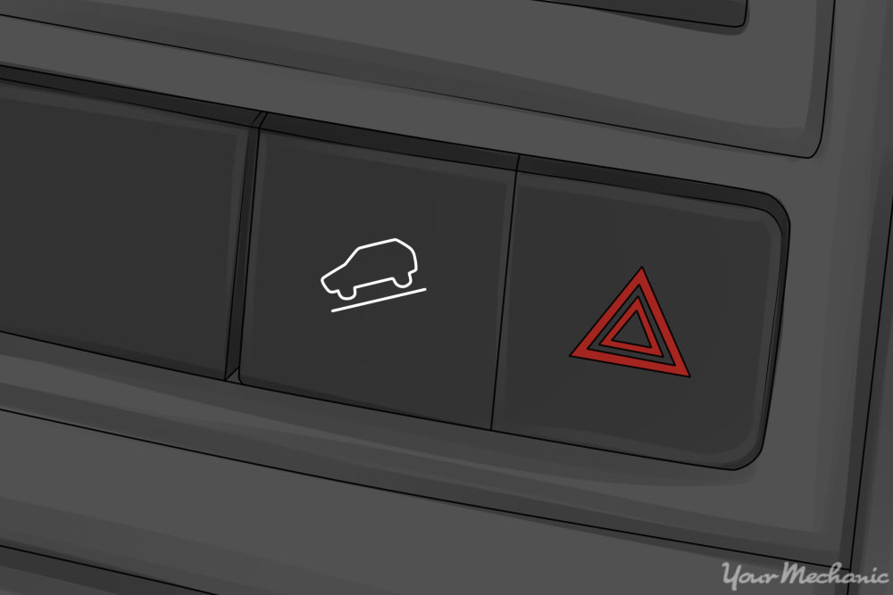 What Does the Hill Descent Control Warning Light Mean