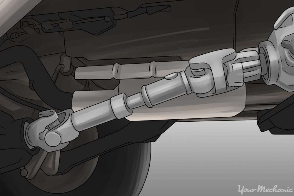 How To Measure Driveshaft Length | YourMechanic Advice