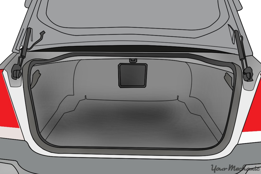 How To Adjust A Trunk Latch
