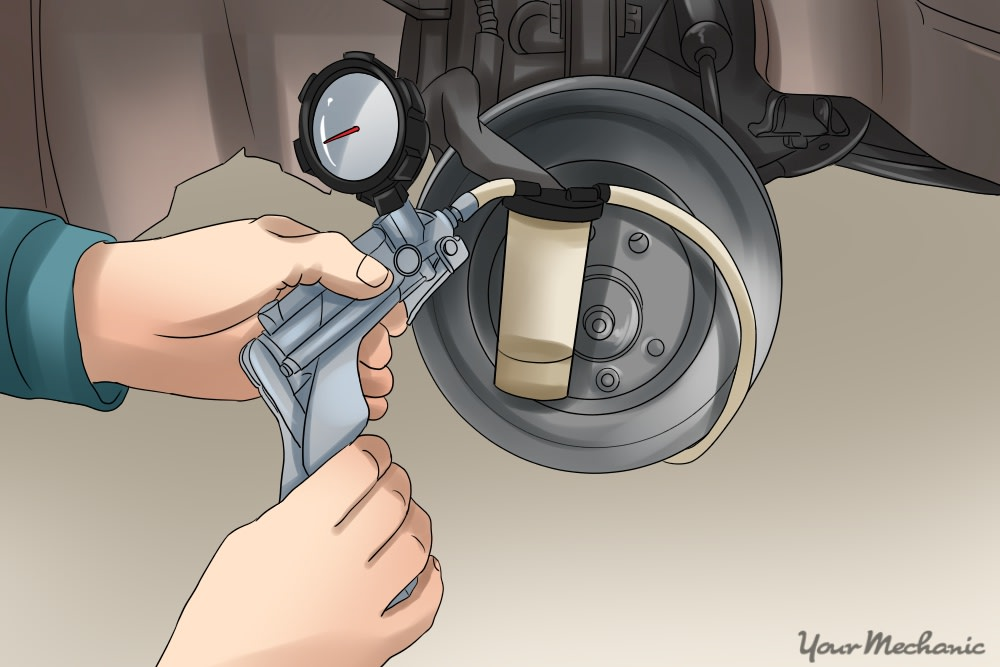 How To Bleed A Clutch Yourmechanic Advice