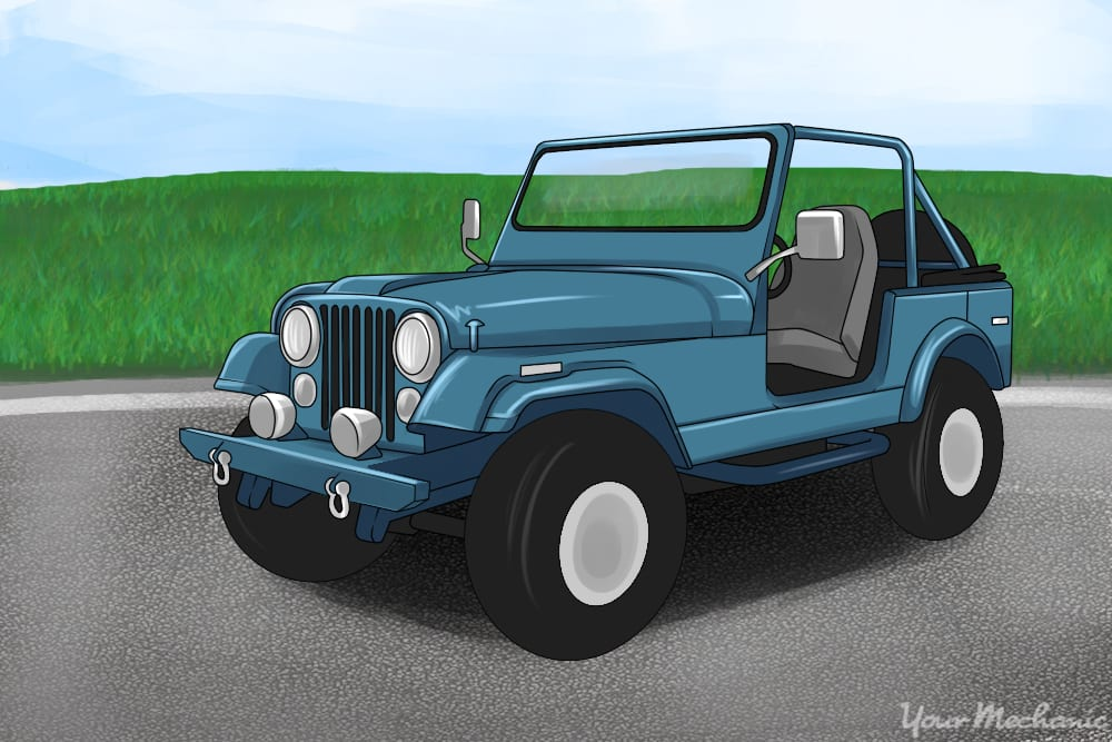 Classic Jeeps For Sale >> How To Buy A Classic Jeep Yourmechanic Advice