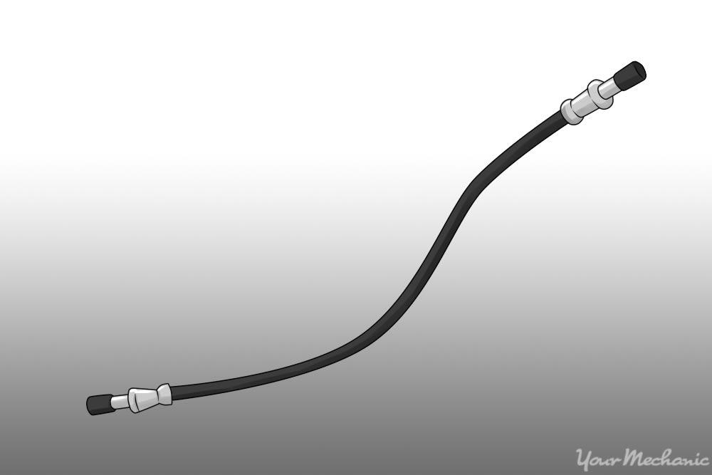How to Replace a Brake Hose | YourMechanic Advice