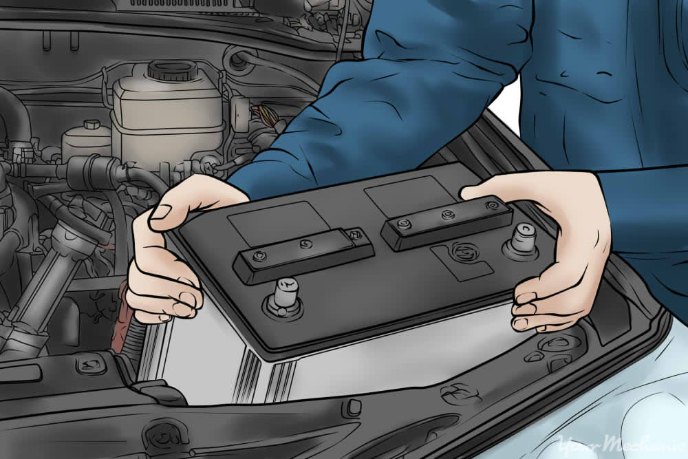 How to Change a Car Battery | YourMechanic Advice
