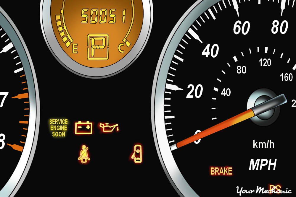 How to Check for Faulty Dashboard Lights | YourMechanic Advice