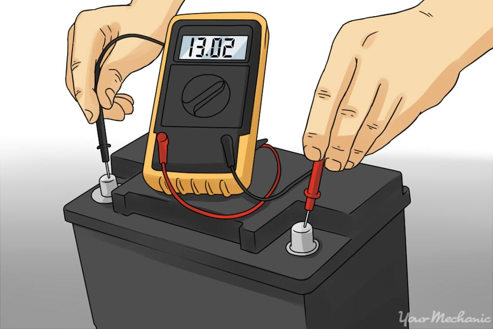 How to Check a Car Battery | YourMechanic Advice