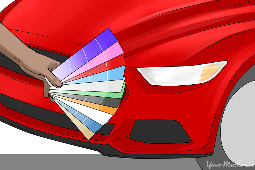 Car Paint Colors >> How To Decide On A Car Paint Color Yourmechanic Advice