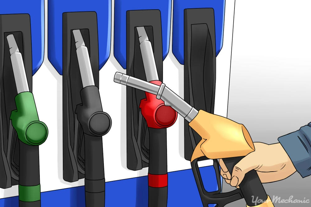 How to Know What Type of Gas to Use   YourMechanic Advice