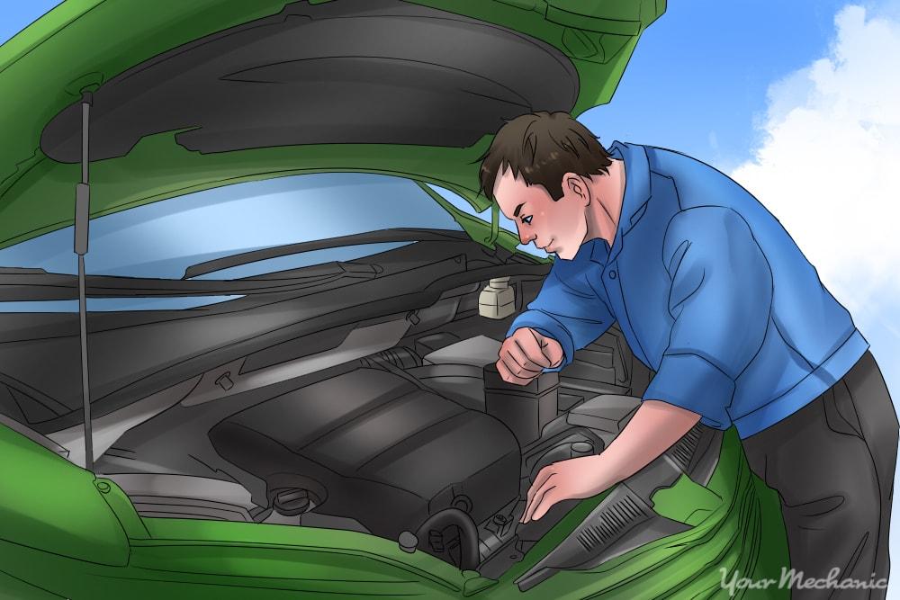 How to Diagnose a Fluid Leak   YourMechanic Advice