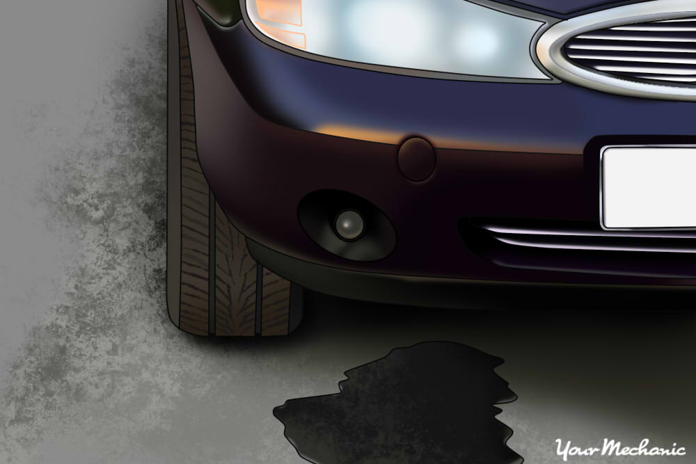 Oil Leak In Car >> How To Quickly And Accurately Find The Source Of An Oil Leak