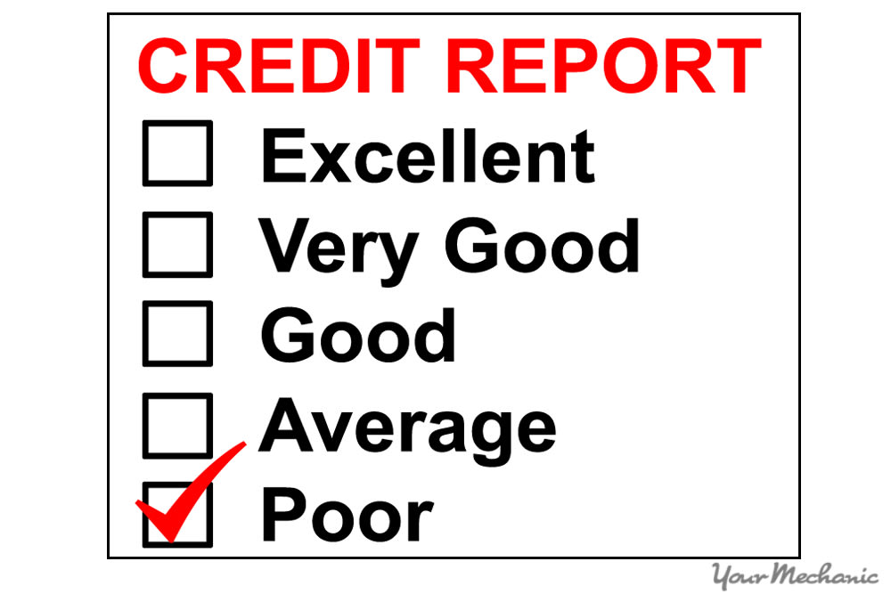 What Kind Of Credit Score To Buy A Car >> How To Get A Car Loan When You Have Bad Credit