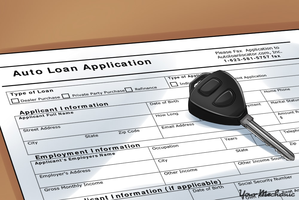 Get A Car With No Credit >> How To Get A Car Loan When You Have No Credit Yourmechanic