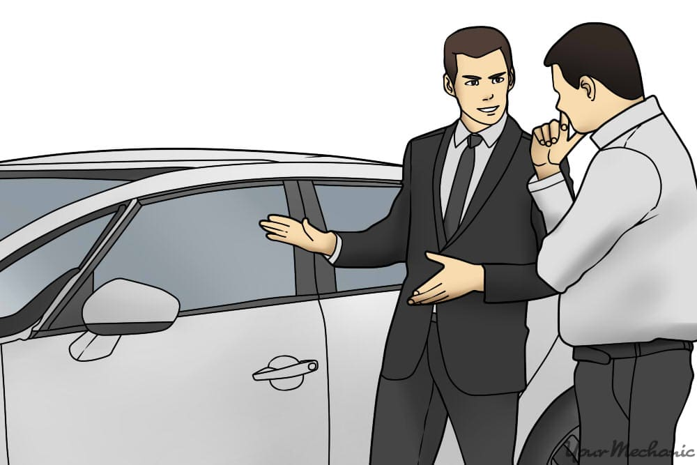 How to Effectively Deal With a Car Salesman | YourMechanic Advice