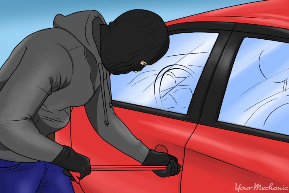 auto watch car alarm wiring diagram how to install a car alarm yourmechanic advice  how to install a car alarm