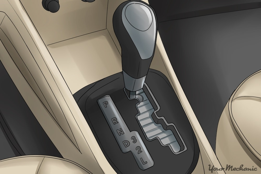 The Meanings of Automatic Gear Shift Letters & Numbers