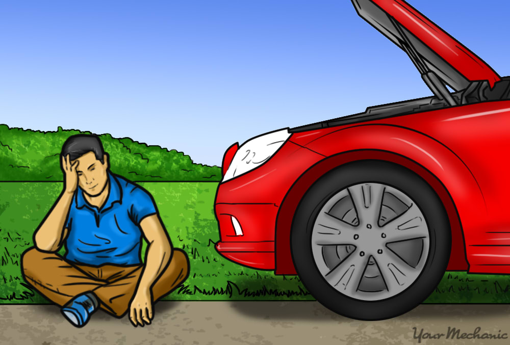 Car Broke Down >> How To Handle A Car Breakdown In The Middle Of The Road