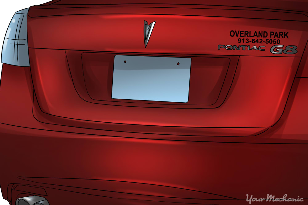 How To Remove A Car Dealership Logo Yourmechanic Advice