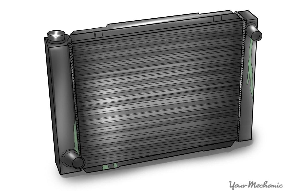 How to Repair a Leaking Car Radiator | YourMechanic Advice