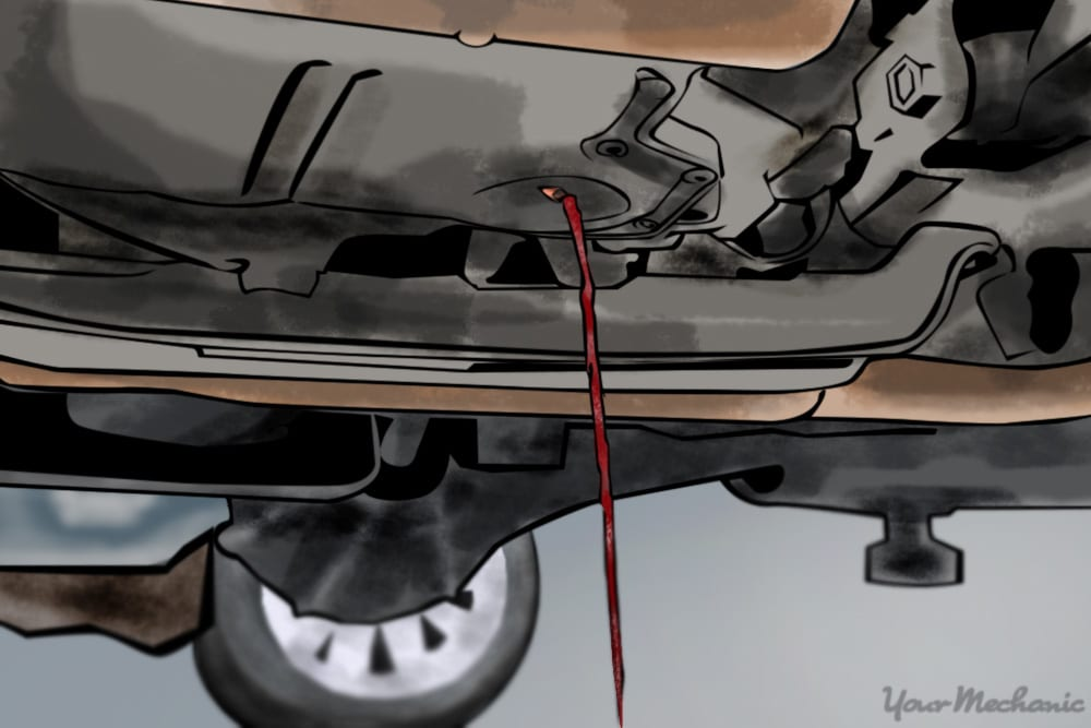 How to Replace Transmission Fluid | YourMechanic Advice