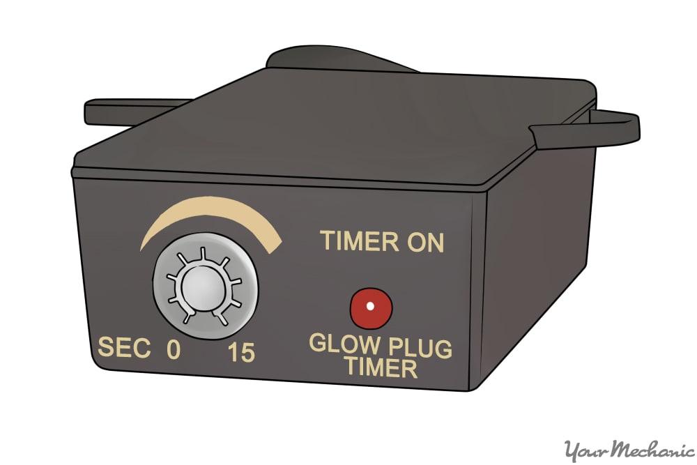 How To Replace A Car Glow Plug Timer Yourmechanic Advice