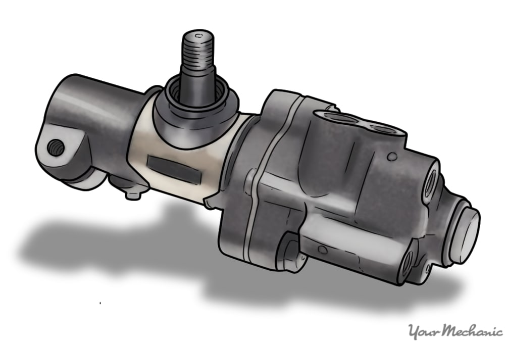 How To Replace A Power Steering Control Valve Yourmechanic Advice