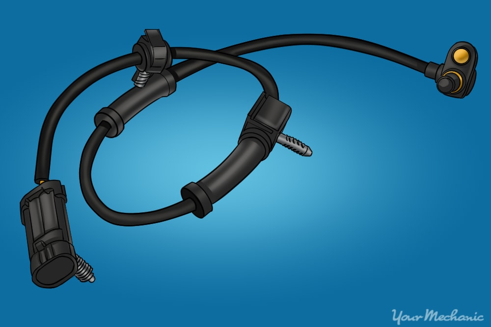 How to Replace an ABS Speed Sensor | YourMechanic Advice