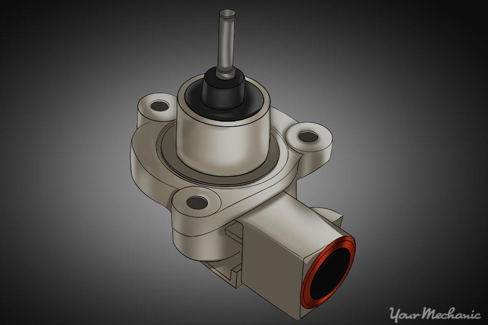 How to Replace an EVP Position Sensor | YourMechanic Advice