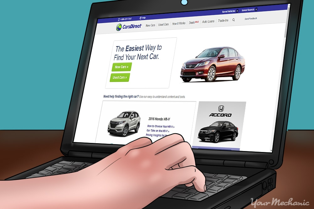 New Car Finder >> How To Search For A New Car Online At Carsdirect