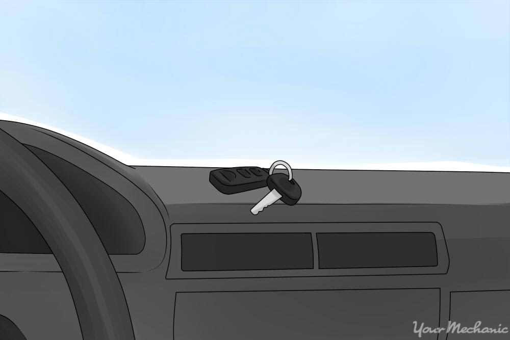 How to Safely Break Into Your Own Car | YourMechanic Advice