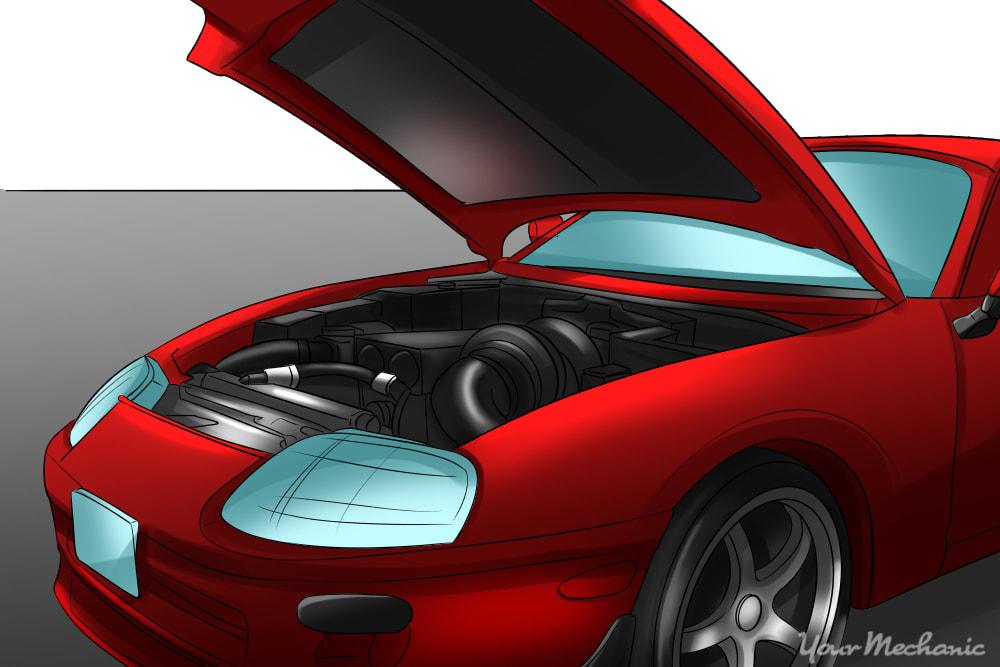 How to Open Your Car Hood   YourMechanic Advice