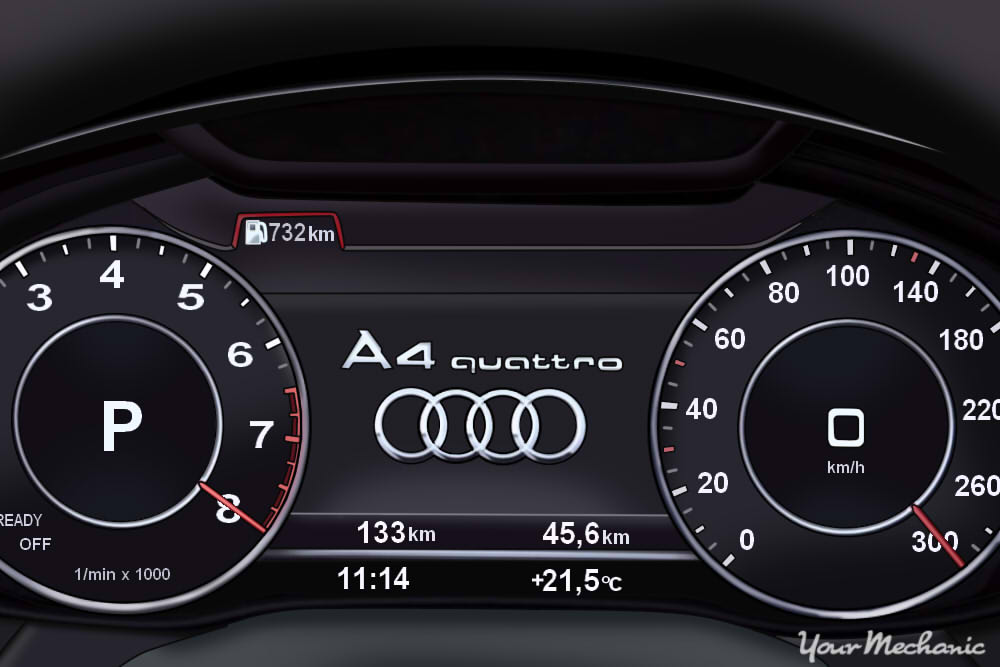 Audi A4 Oil Change Cost >> Understanding The Audi Service Due And Indicator Lights