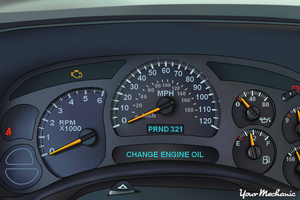 Understanding the GMC Oil Life System and Service Indicator