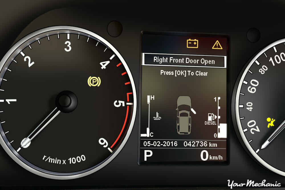 Understanding Land Rover Service Indicator Lights