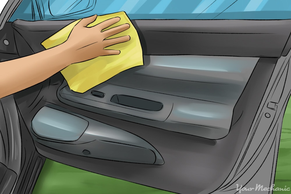 How To Clean Your Car With Household Items Yourmechanic Advice