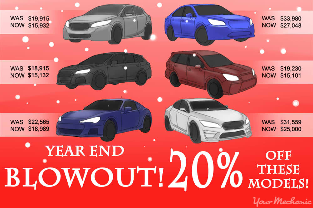 new year model deals and price drops