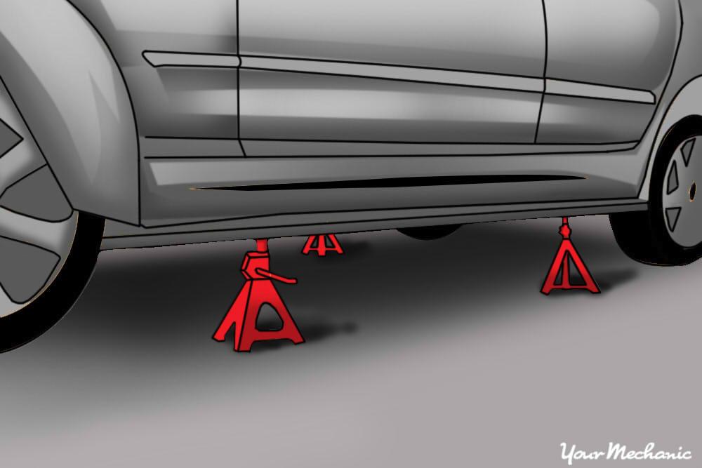 How to Change a Brake Caliper   YourMechanic Advice