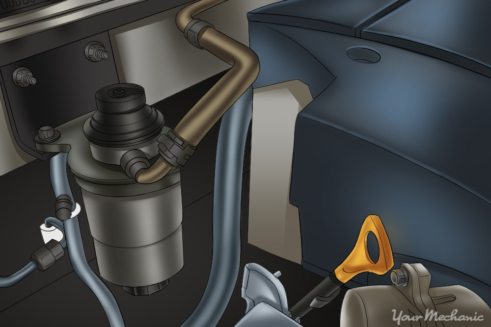 How to Change a Fuel Filter 2