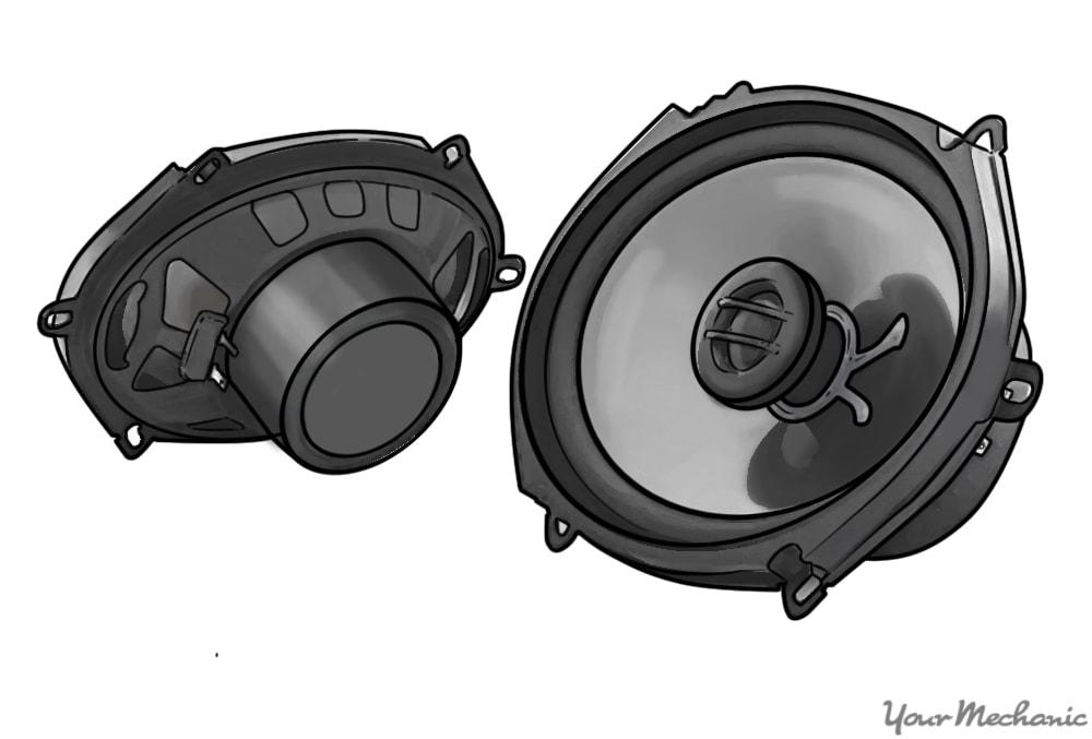 full range speaker system