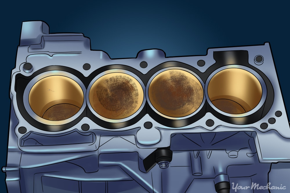 How to Clean Cylinder Heads   YourMechanic Advice