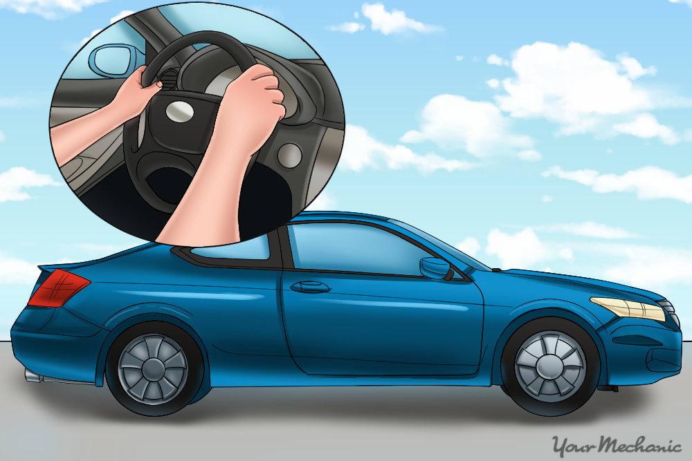 How to Diagnose a Shaking Steering Wheel | YourMechanic Advice