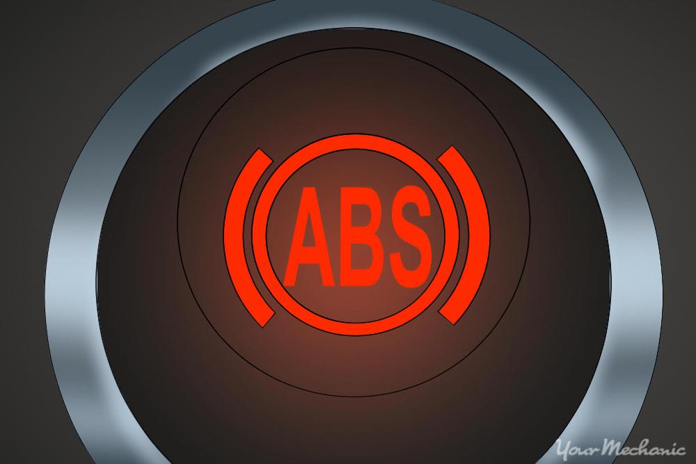 ABS light illuminated