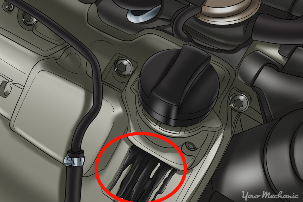 How to Troubleshoot and Replace a Leaking Valve Cover Gasket 2