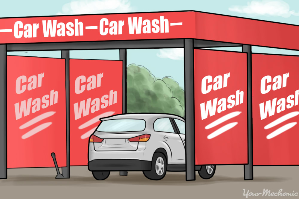 How to Use a Self-Service Car Wash | YourMechanic Advice