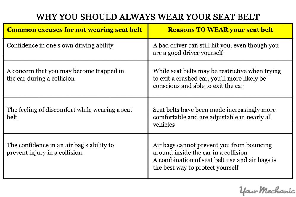 seatbelt char