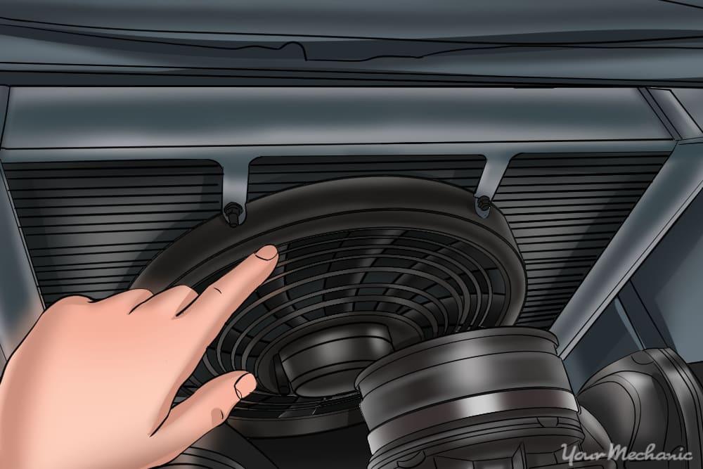 How to Replace an AC Condenser Fan | YourMechanic AdviceYourMechanic
