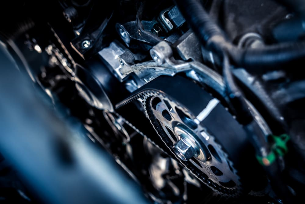 How to Replace a Timing Belt   YourMechanic Advice