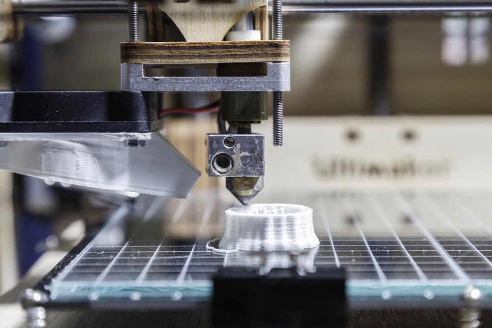 3D Printed Cars