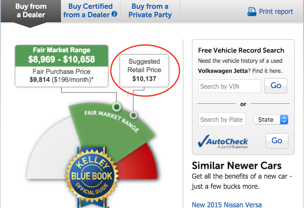 Fair Market Value Calculator >> How To Calculate The Diminished Value Of Your Car