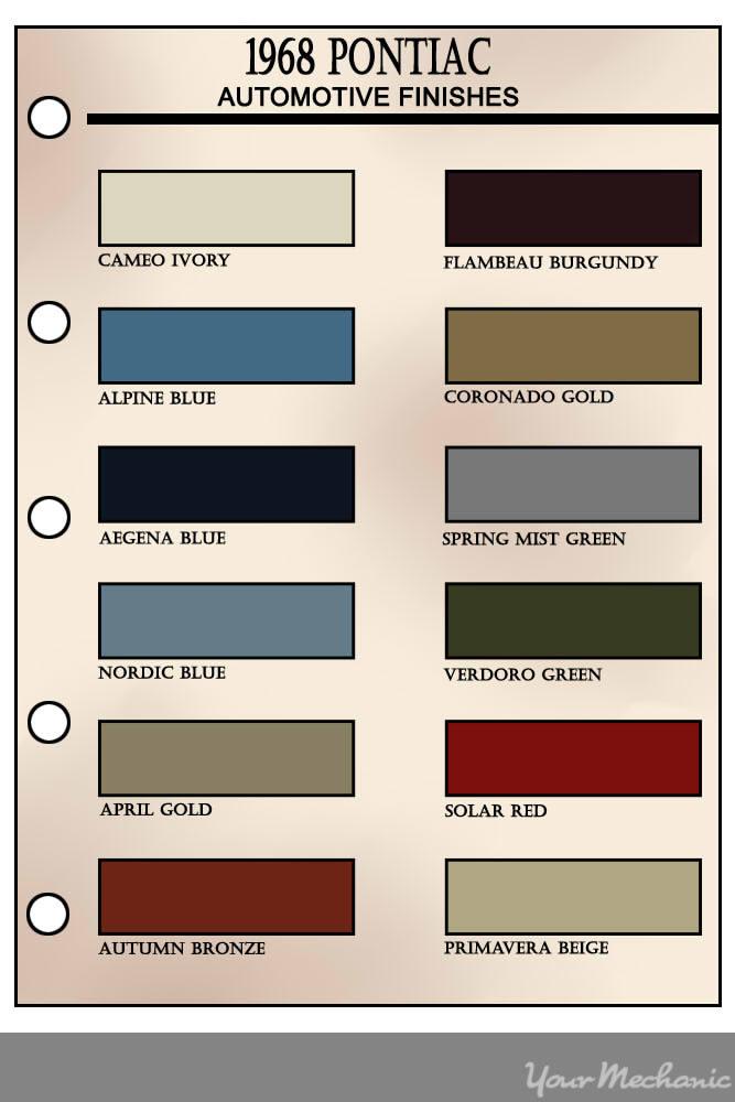 vintage color tones