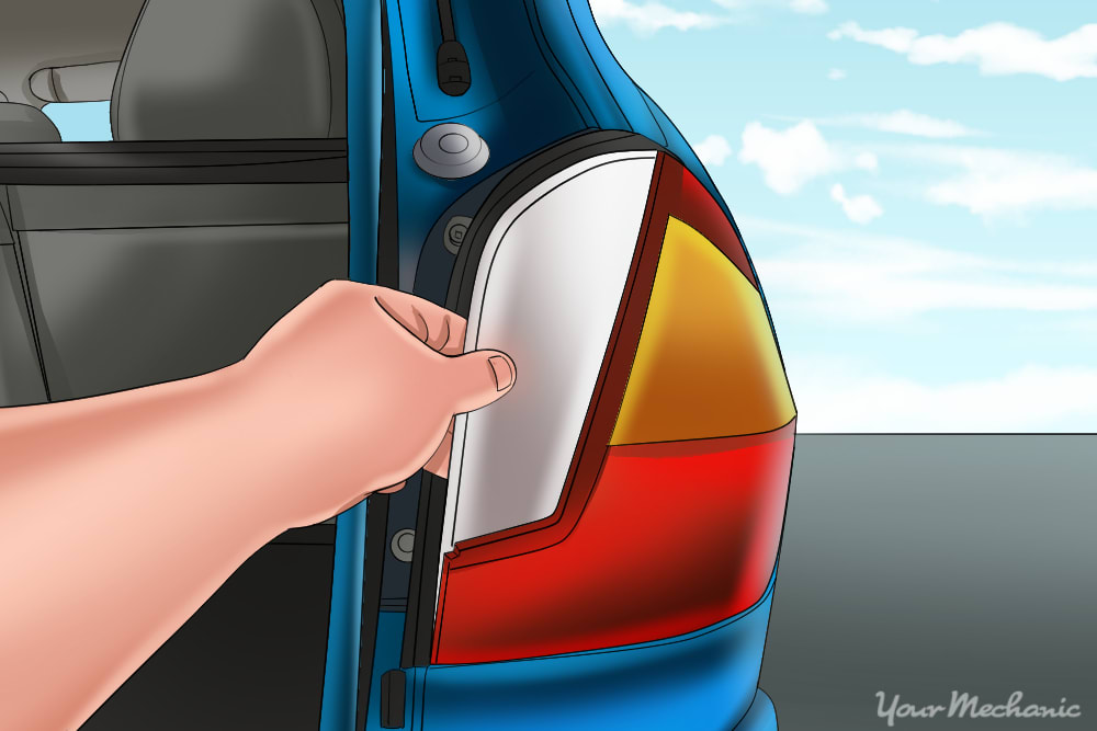 How to Remove Water from a Tail Light | YourMechanic Advice